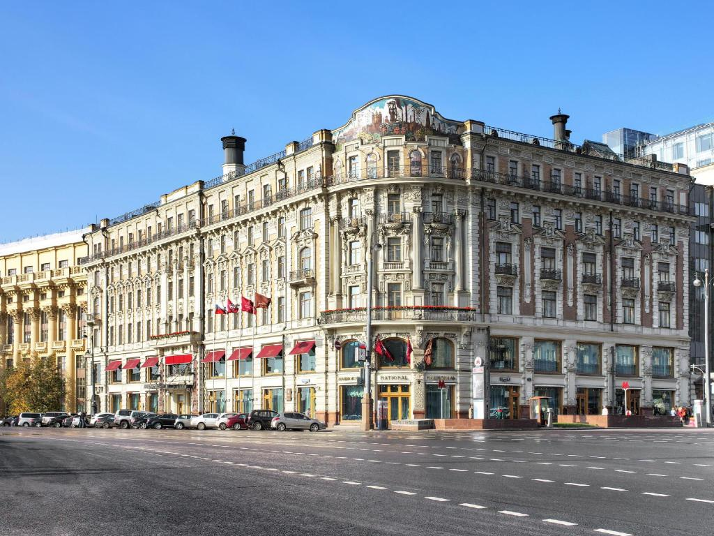 Hotel National a Luxury Collection Hotel Moscow