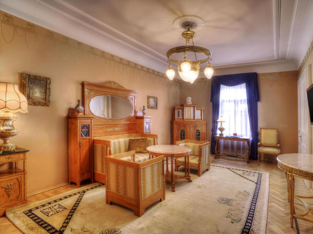 Lobby Hotel National, a Luxury Collection Hotel, Moscow