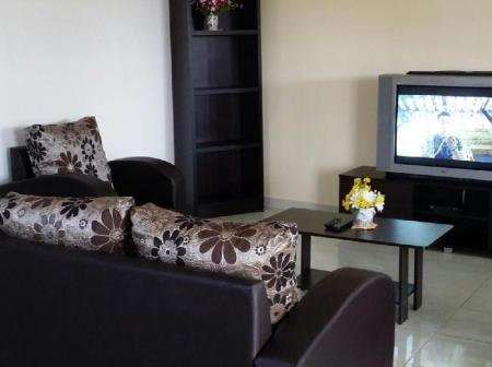 Interior view My Little Home at Sandakan