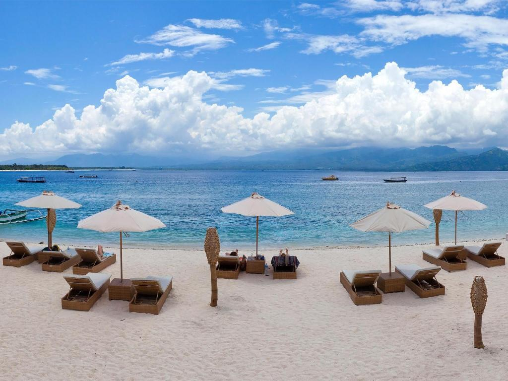 Beach Pearl of Trawangan Resort