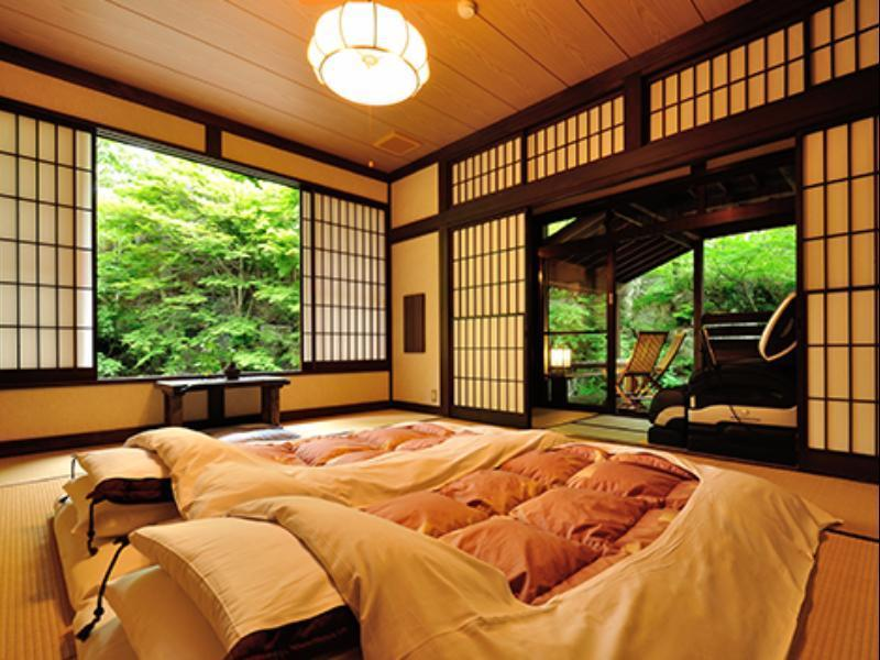 Japanese Style with Open-Air Bath