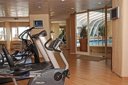 Fitness center Cinar Hotel