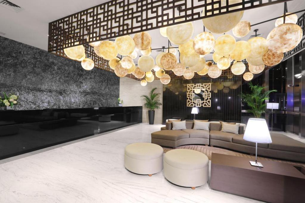 Lobby Aston Priority Simatupang Hotel and Conference Center
