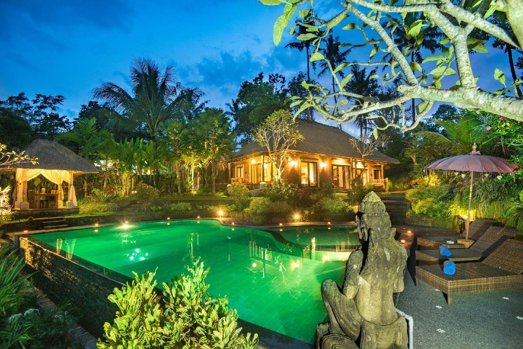 Bunut Garden Luxury Private Pool Villa