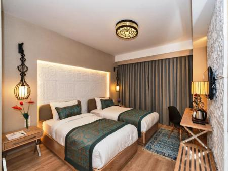 Budget Double Or Twin Aybar Hotel