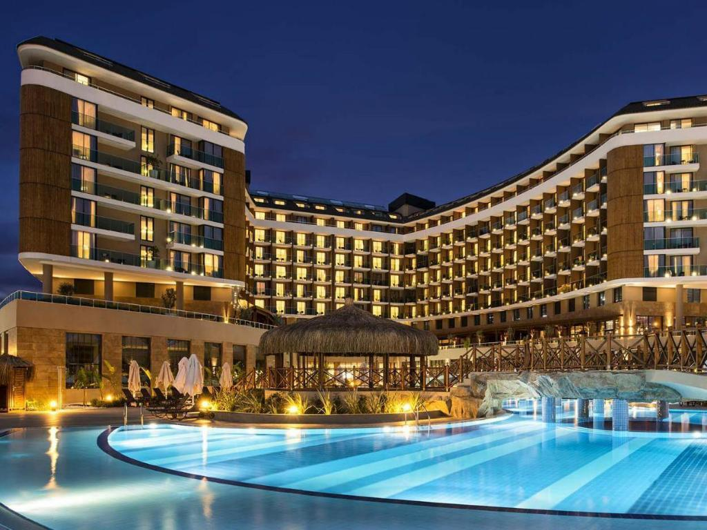 Lara Beach Resort Turkey Reviews