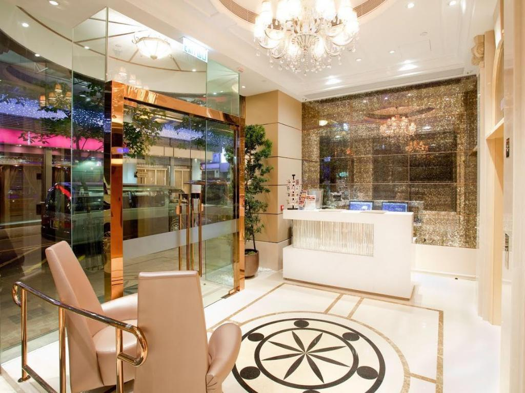 Harbour Bay Hotel in Hong Kong - Room Deals, Photos & Reviews