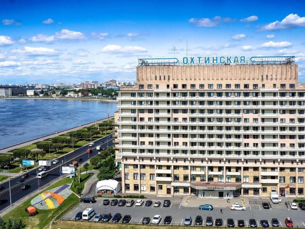 More about Okhtinskaya Hotel
