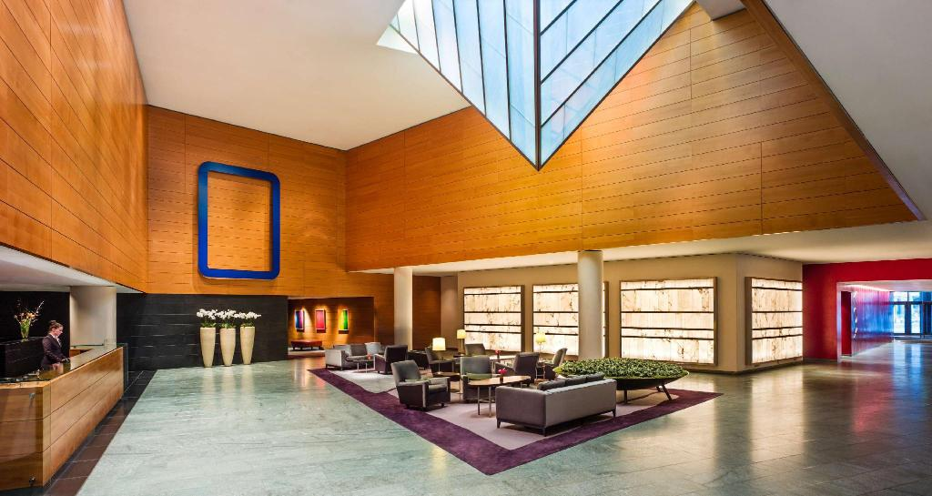 Fuajee Grand Hyatt Berlin