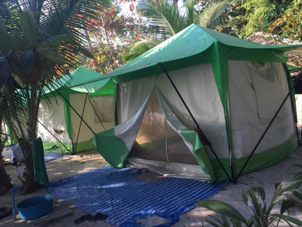 Eco Camp Package Superior Double - Villa/Bungalow Koh Ngai Camping