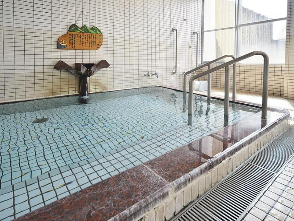 Hot tub Sekigane Onsen Yurari