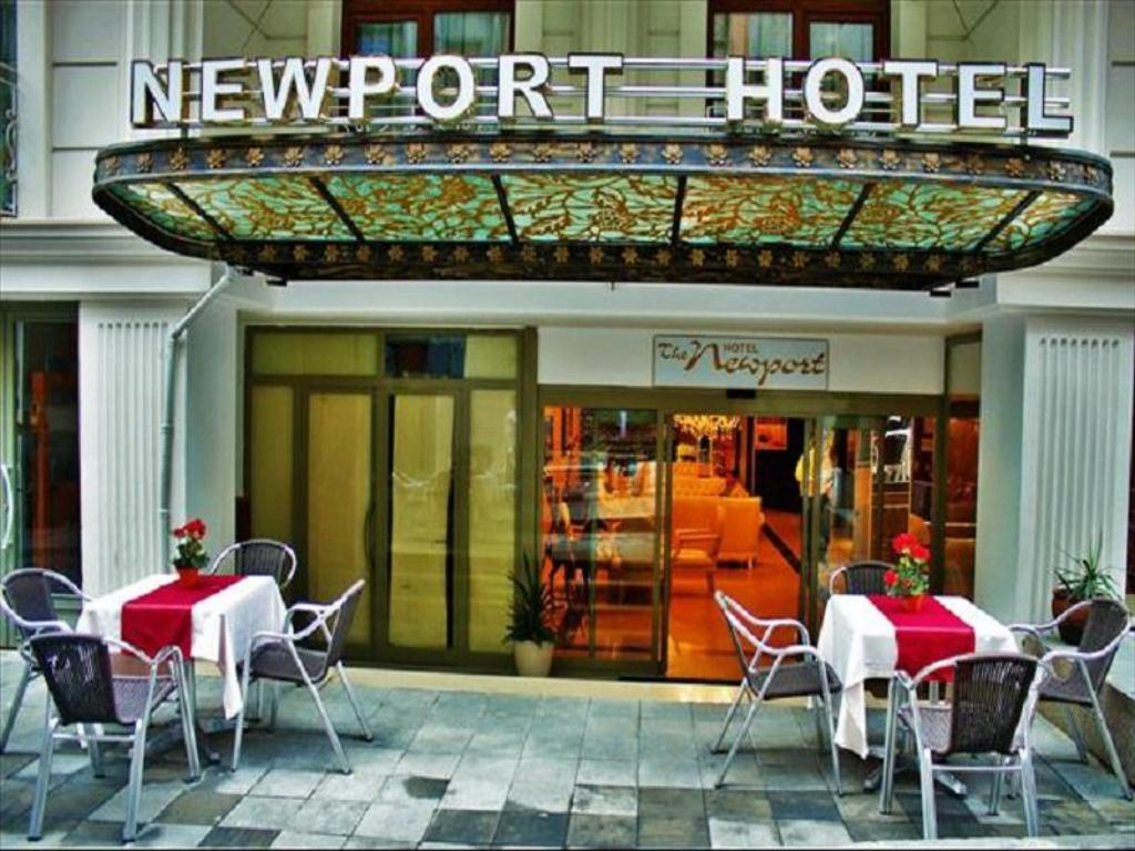 More about The Newport Hotel