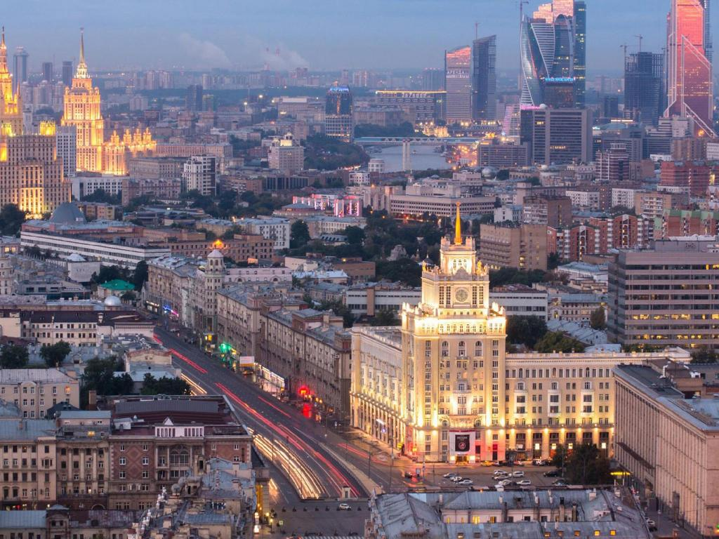 Moscow Hotel Room Rates