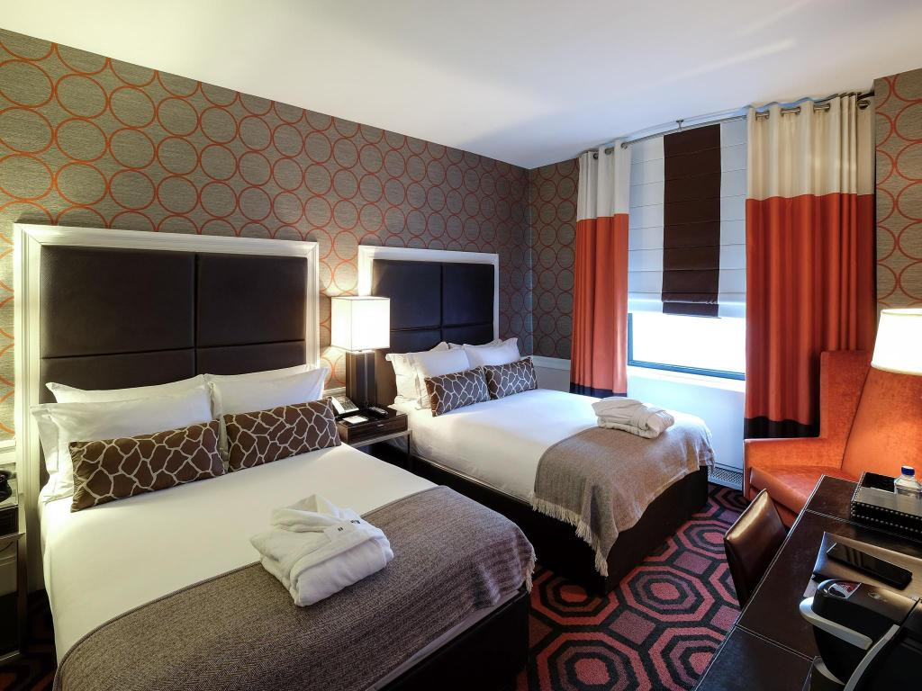 Superior Double Double - Guestroom Empire Hotel