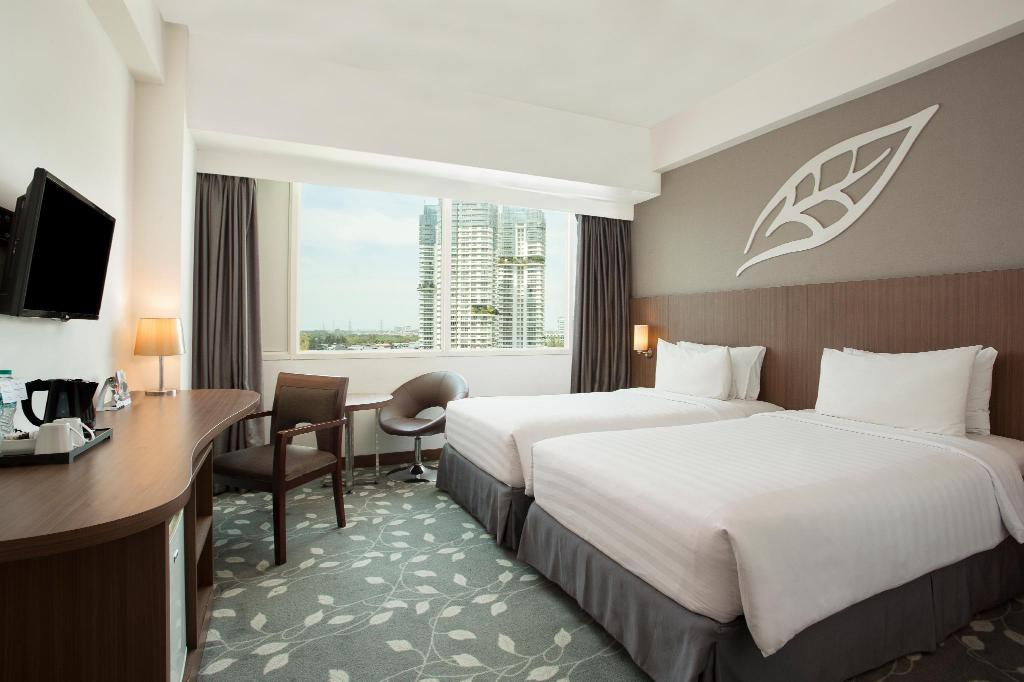 Superior Deluxe Twin - Bed Swiss-Belinn Kemayoran