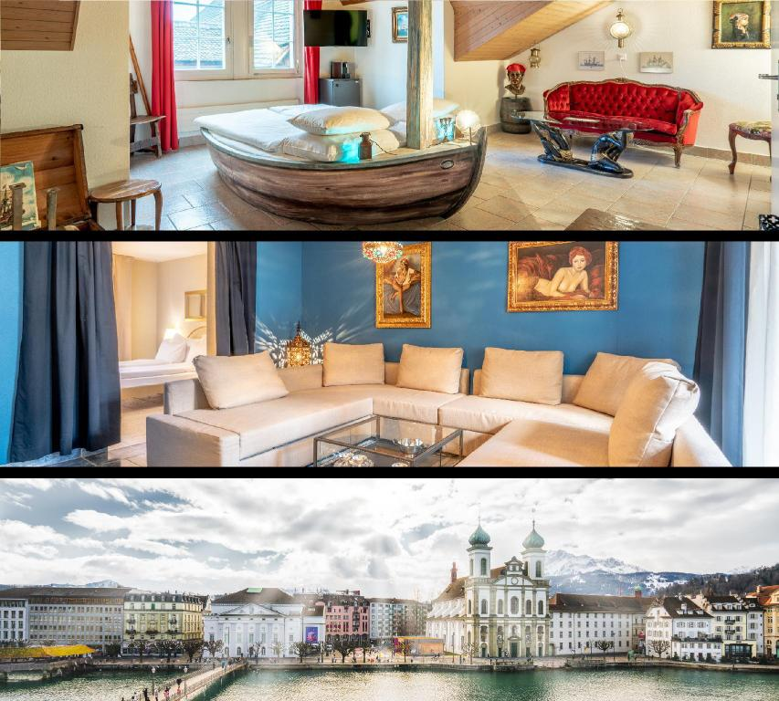 More about Altstadt Hotel Magic Luzern