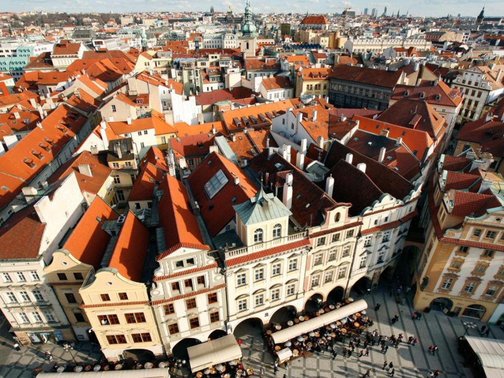 More About Grand Hotel Praha