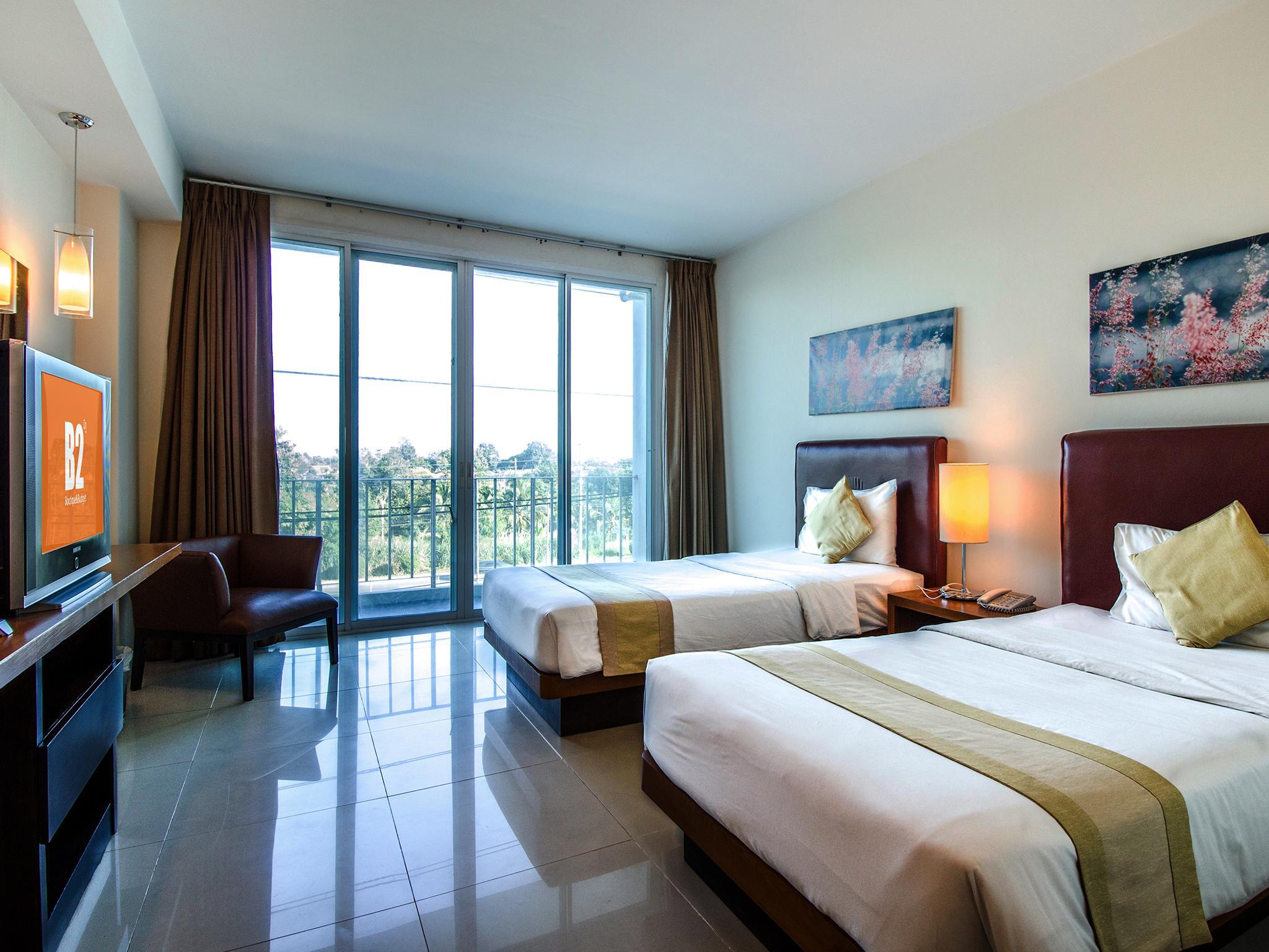 B2 Premier Hotel & Resort in Chiang Mai - Room Deals, Photos & Reviews