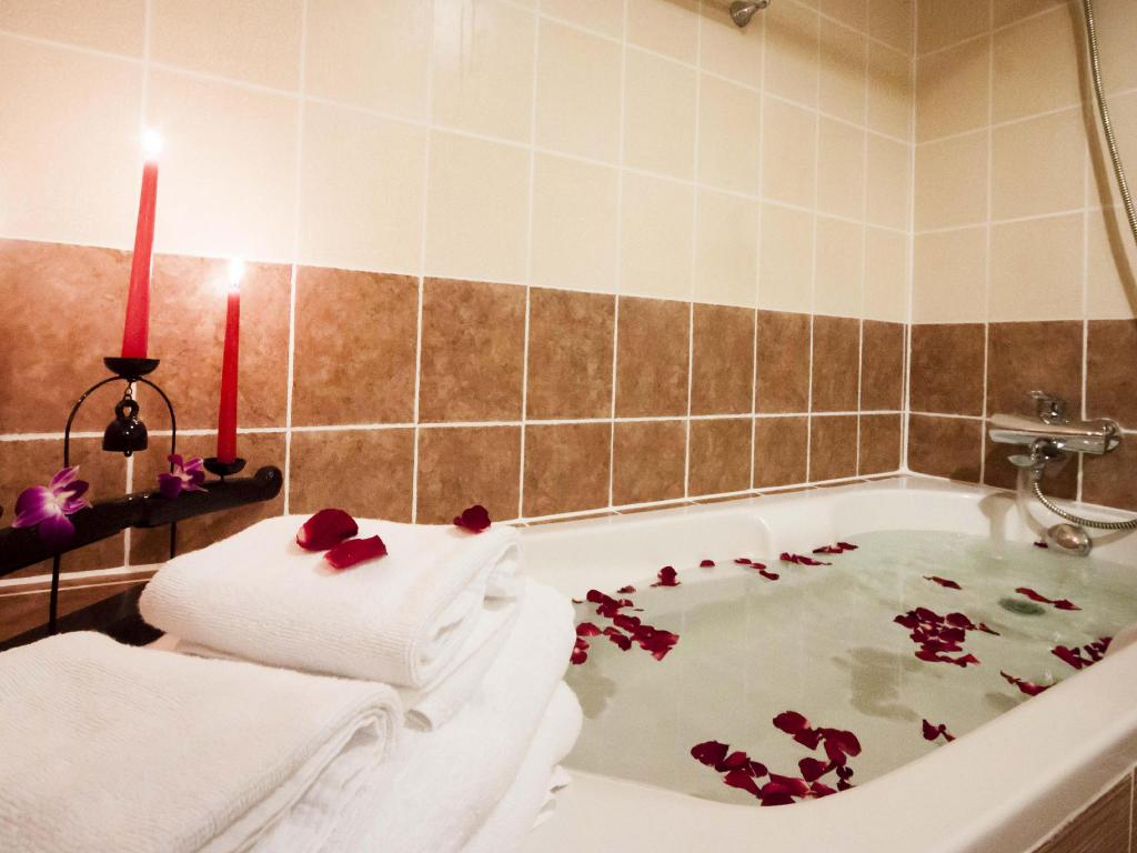 Badezimmer Silver Resortel