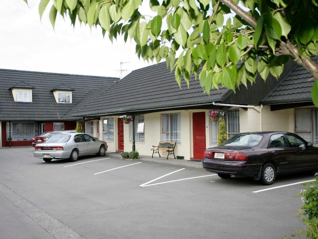 موتيل كريستتشرتش (Christchurch Motel)