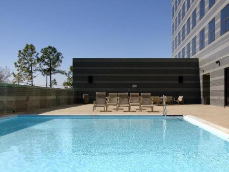 Swimming pool [outdoor] Hilton Houston North Hotel