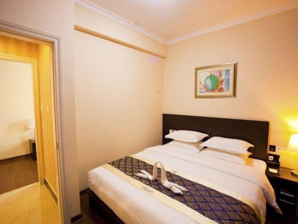 Superior king - kun indenlandske beboere Chang Sha Tujia Sweetome Serviced Apartment Zhong Yang Square