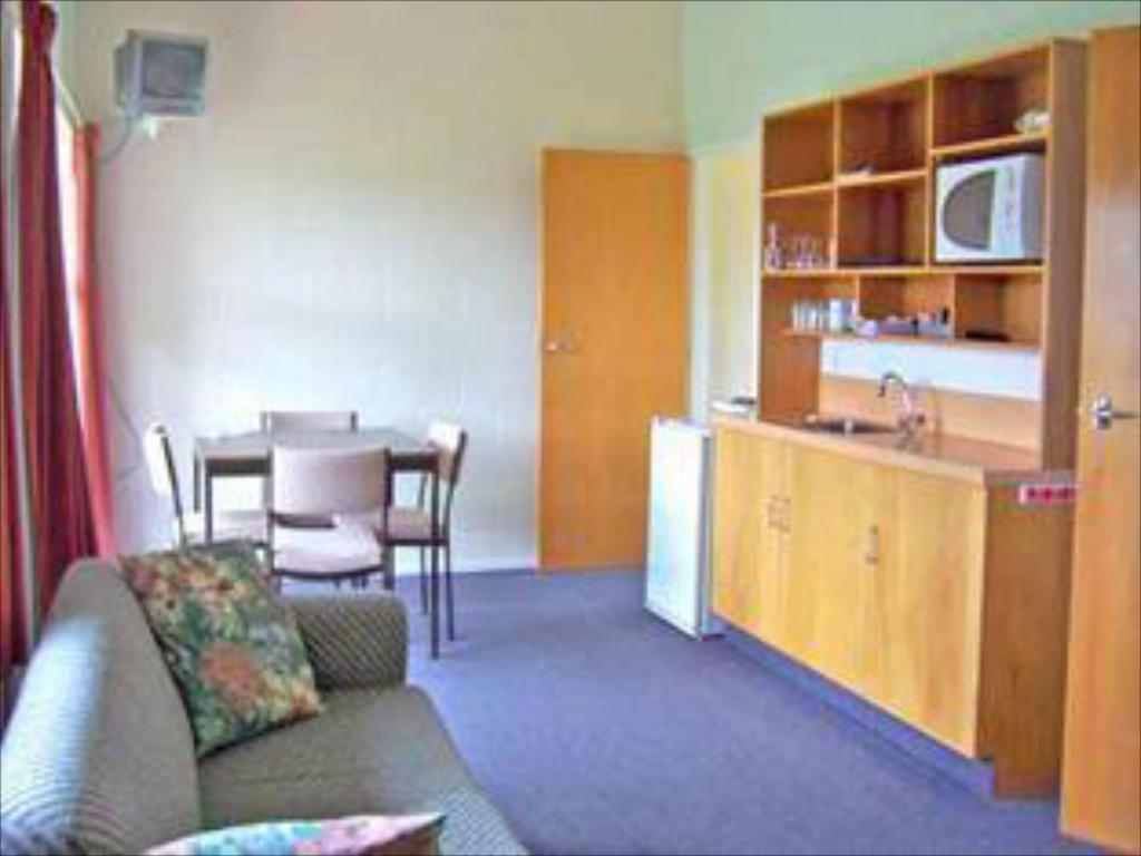 Interior view Ahuriri Motels