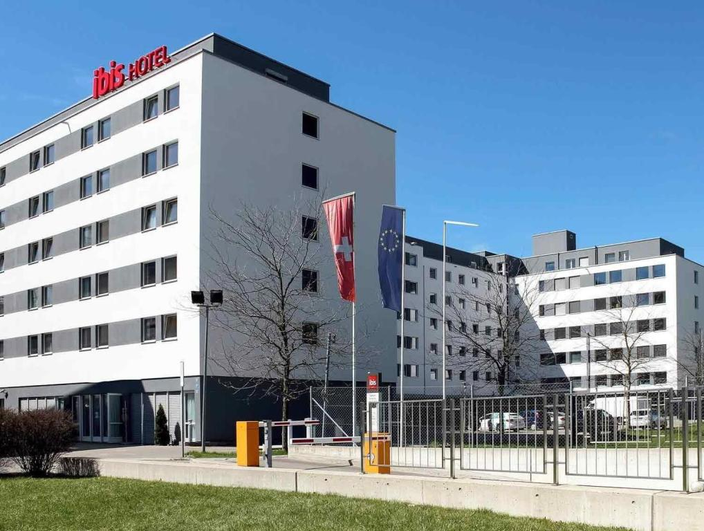 More about Ibis Zurich Messe Airport Hotel