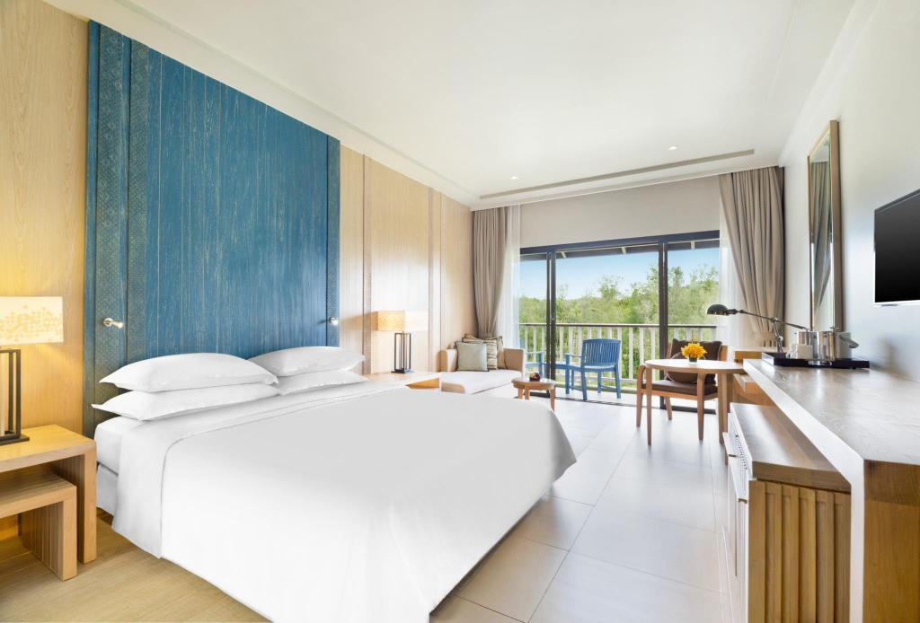 Chambre King Deluxe - Lit Dusit Thani Krabi Beach Resort (SHA certified)