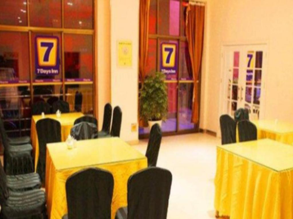 Restaurace 7 Days Inn Jinzhong Zhongdu Road Branch