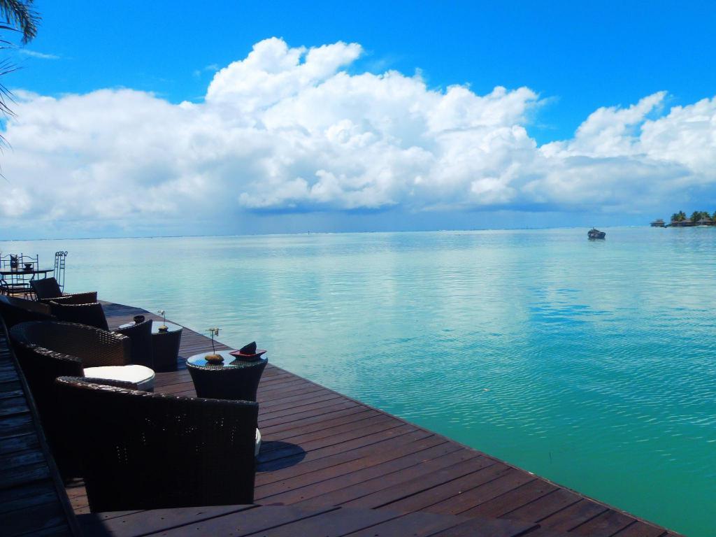Hotel Fenua Mata'i'oa in Moorea Island - Room Deals