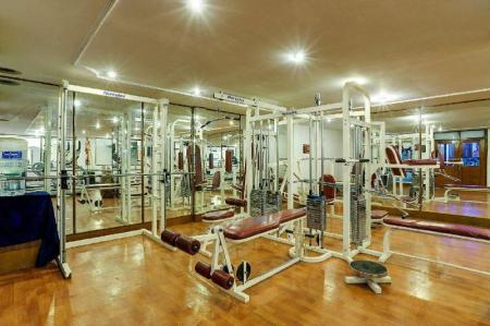 Fitness center Ramee Guestline Hotel Bangalore