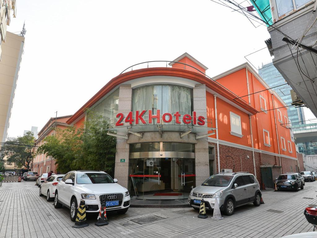 24K International Hotel People's Square