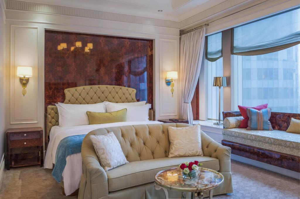 Executive Deluxe King Room - Guestroom The St Regis Singapore