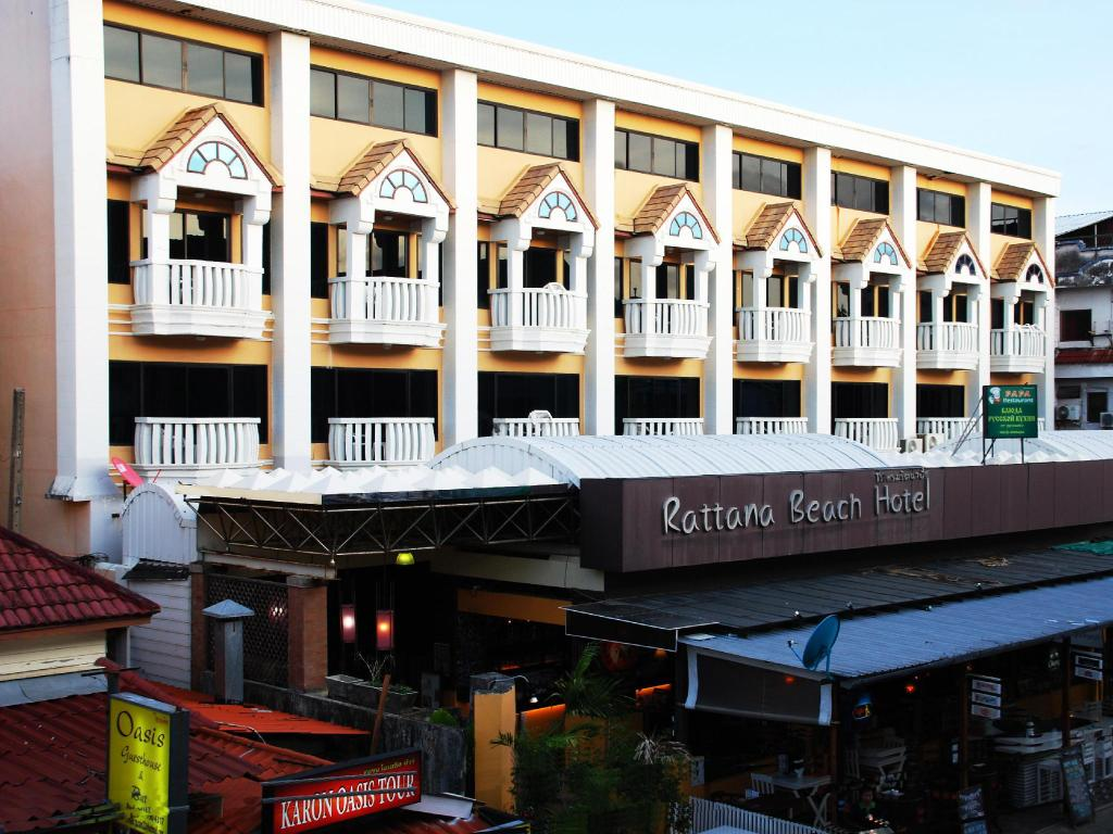 More about Rattana Beach Hotel