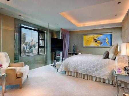 1 Bedroom with King Bed - Bed Sofitel Macau at Ponte 16 Hotel
