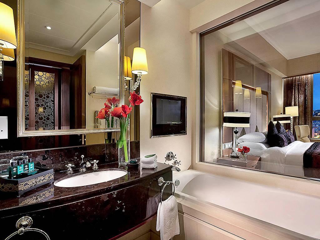 Club Sofitel 奢華房(特大床) (Luxury Club Sofitel 1 King Size Bed)