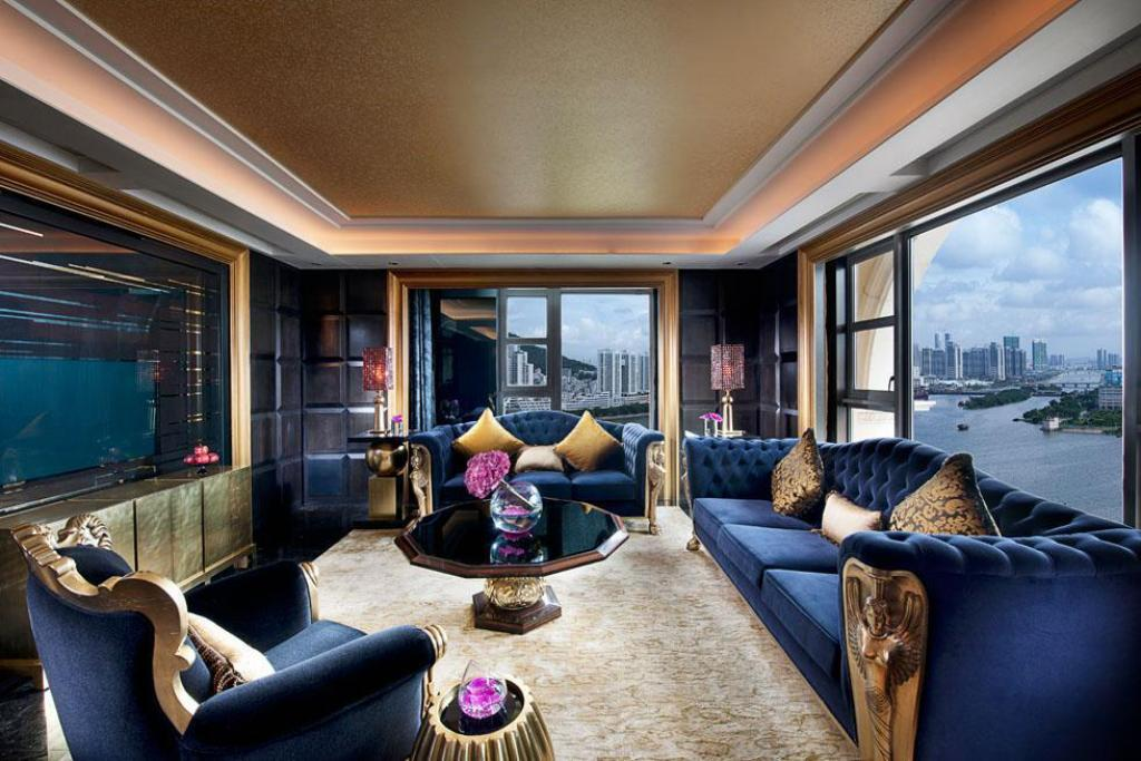 Mansion at Sofitel, 2 Bedrooms, Club Sofitel Access