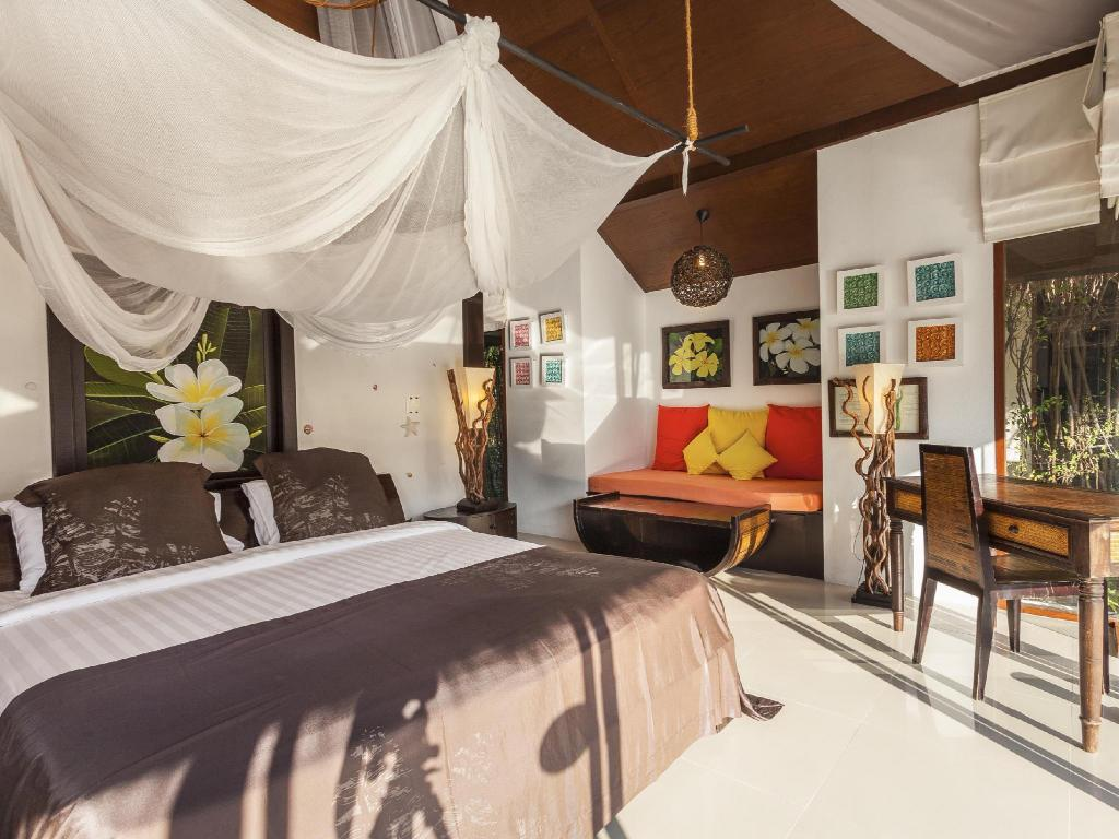 1 Bedroom Villa - Villa Dhevan Dara Resort & Spa