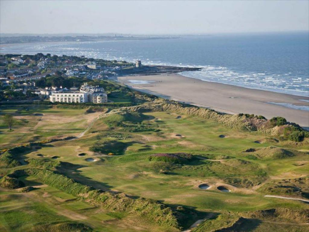 Portmarnock Hotel & Golf Links in Dublin