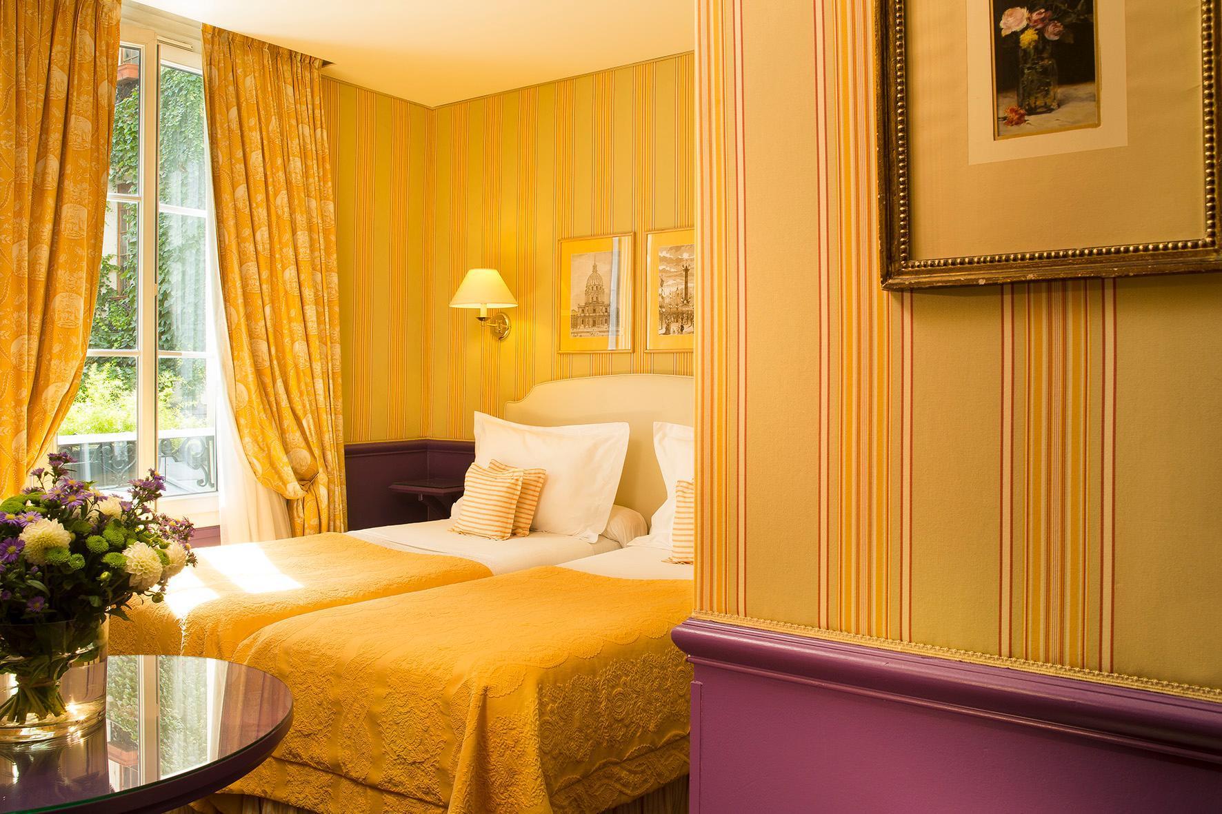 Hotel Relais Bosquet Best Price On Hotel Du Champ De Mars In Paris Reviews
