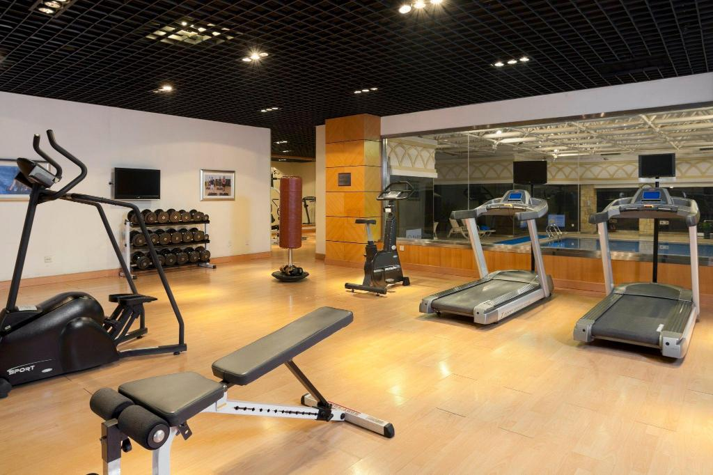 gym Holiday Inn Beijing Chang An West