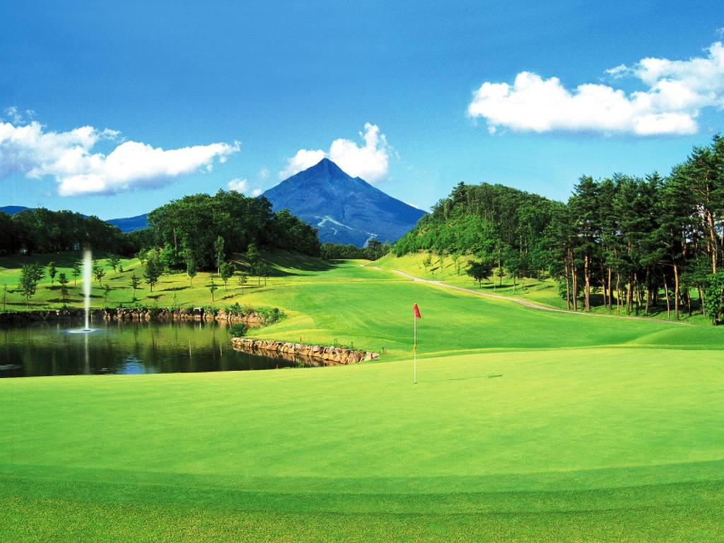 Golfplatz (vor Ort) Nari Aizu Country Club and Hotel