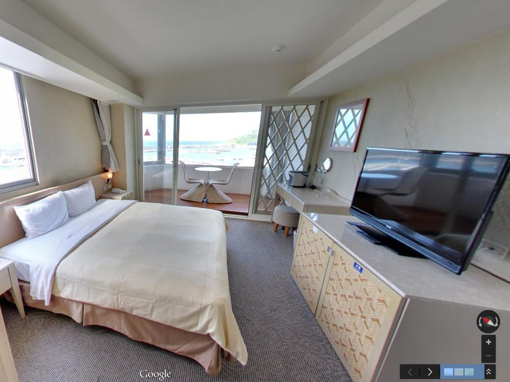 海景雙人房 (Ocean View Double Room)
