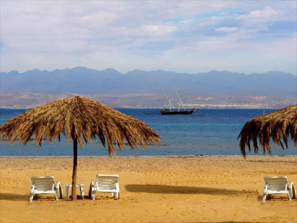 Strand Beach And Golf Resort Taba