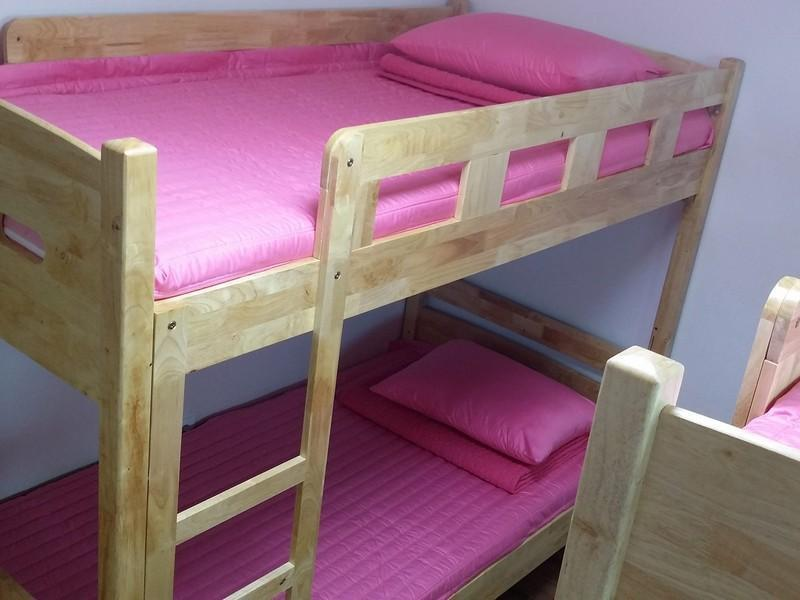 1 Person im 4-Bett-Schlafsaal - nur für Frauen (1 Person in 4-Bed Dormitory - Female Only)
