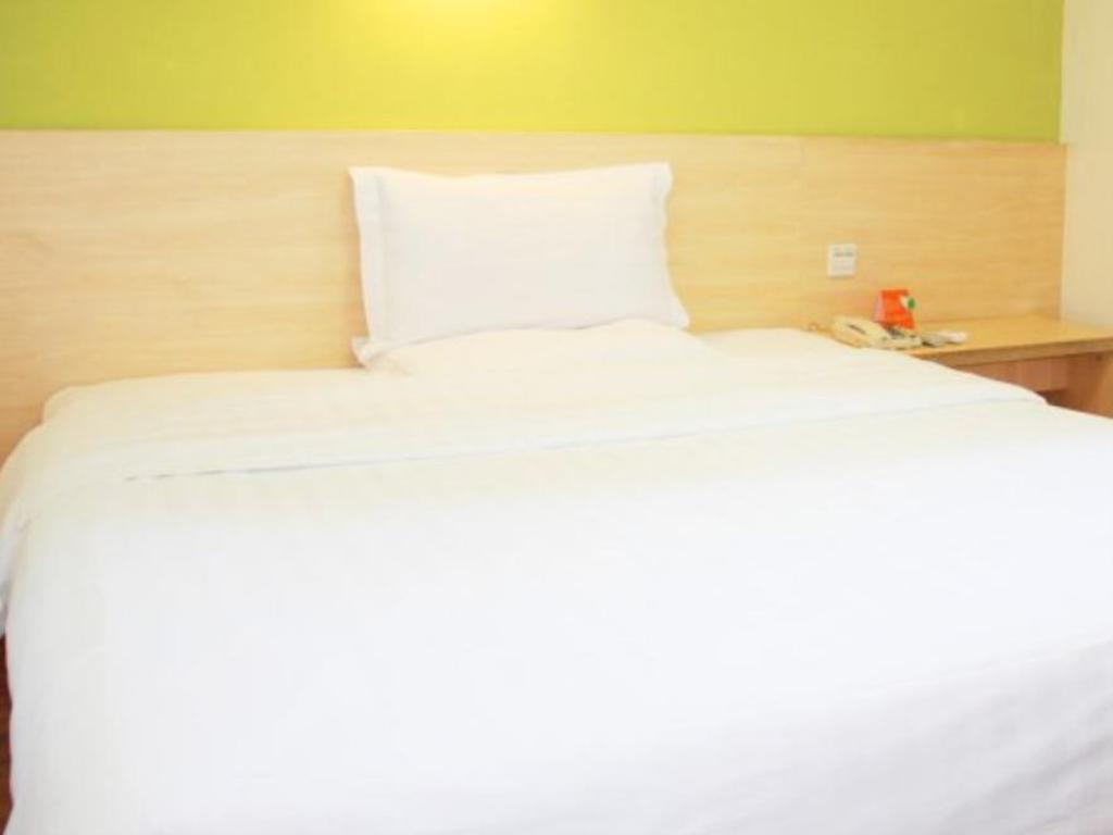 Pokoj Economy 7 Days Inn Wuhan Wuhan Square Second Branch