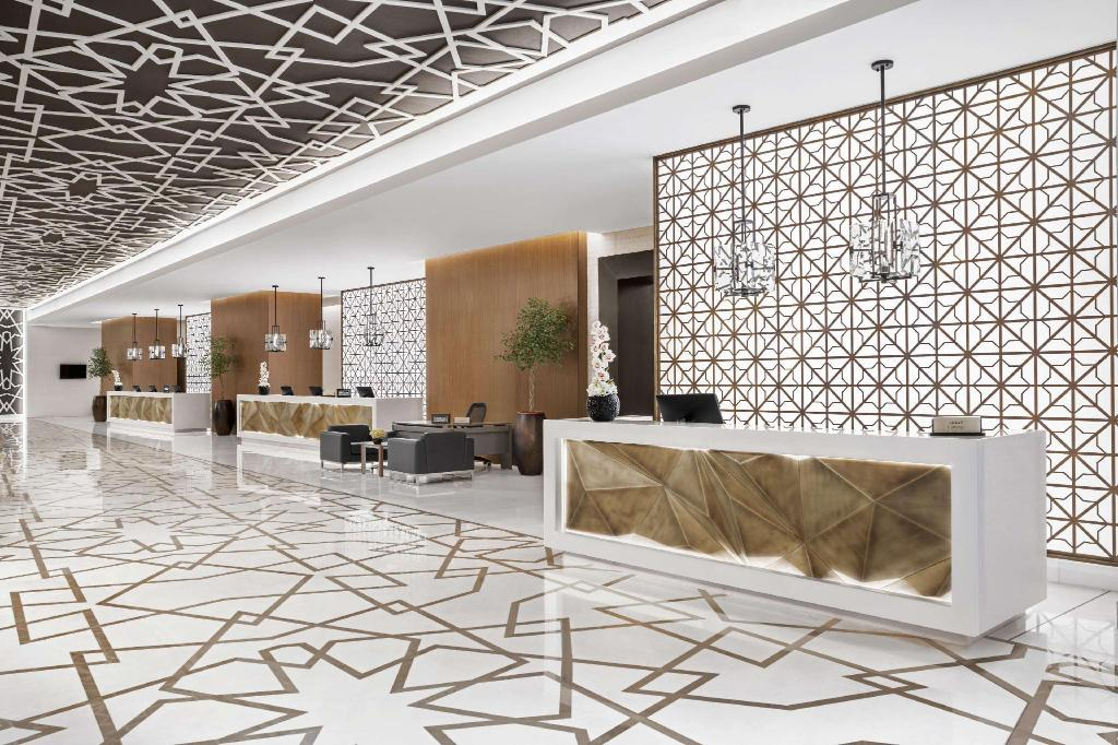 Image result for doubletree by hilton jabal omar