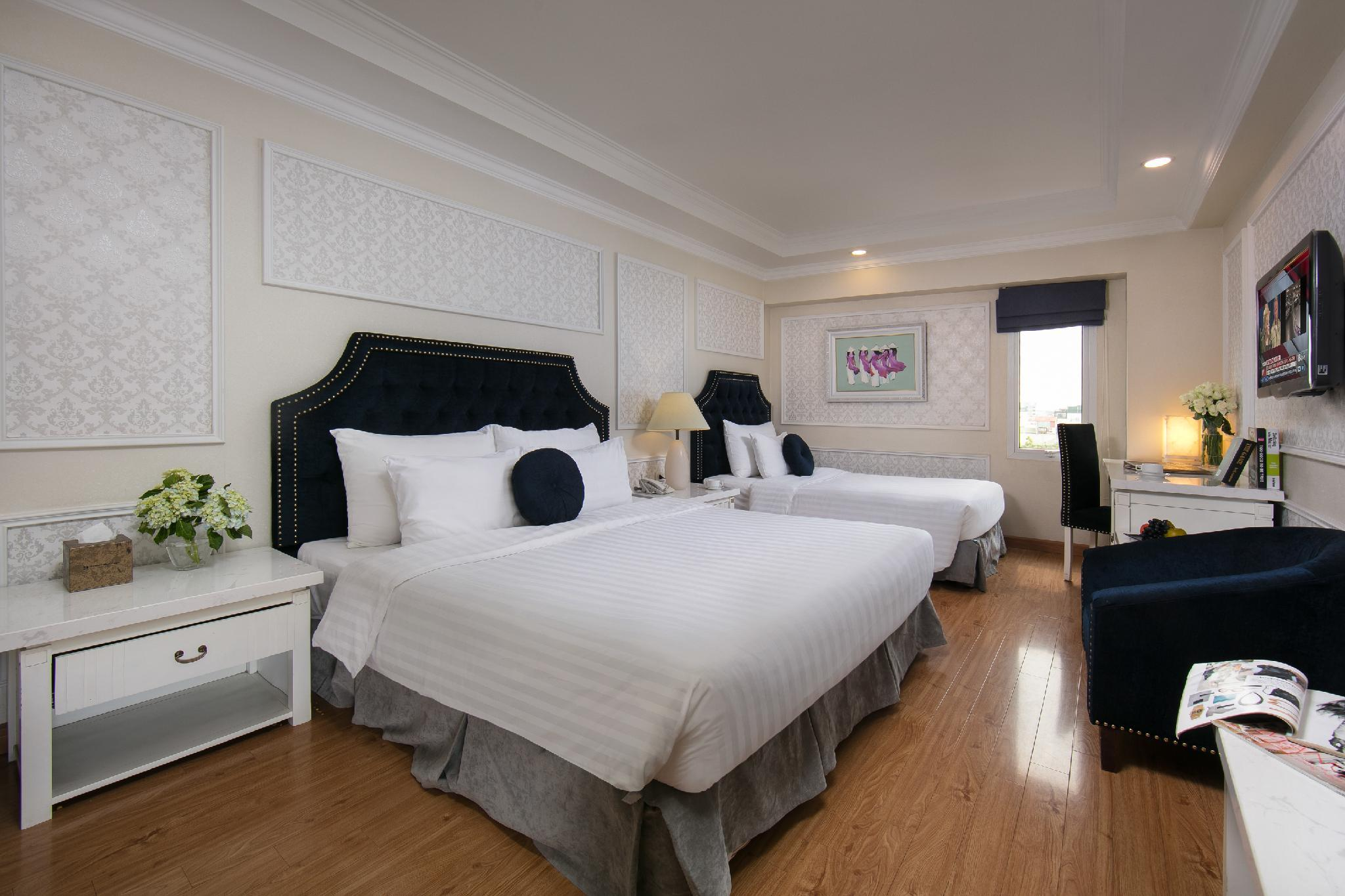 Phòng Deluxe 3 người (Deluxe Triple Room)