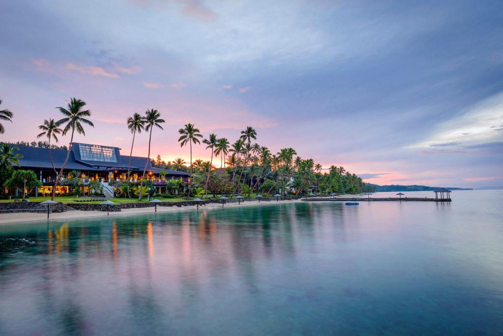 Mer om The Warwick Fiji Resort